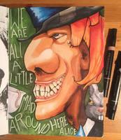 Mad Hatter by Amarbiter