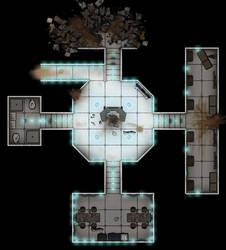 Bomb Shelter by Amarbiter