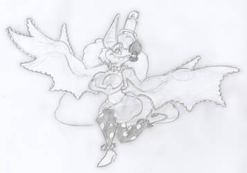 [Trade] Bat Clown by Toonvasion