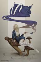 Alice in Wonderland by MathiasOsland