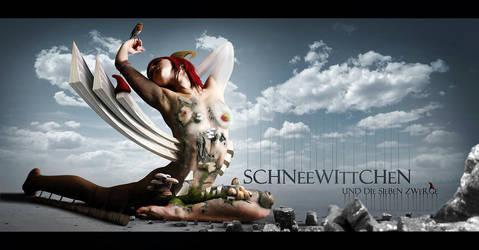 Schneewittchen - Version I by wuhubuhu