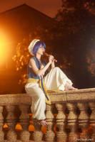Aladdin Cosplay by firecloak