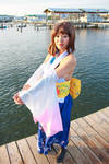 Summoner Yuna: Pray by firecloak