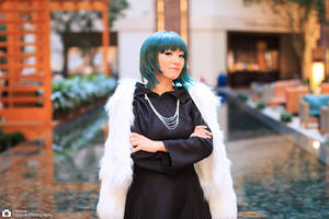 Fubuki: Join My Group, One Punch Man Cosplay by firecloak