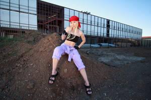 Winry Rockbell - Fullmetal Alchemist Cosplay by firecloak