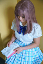 Shouko's Conversation Notebook, A Silent Voice by firecloak
