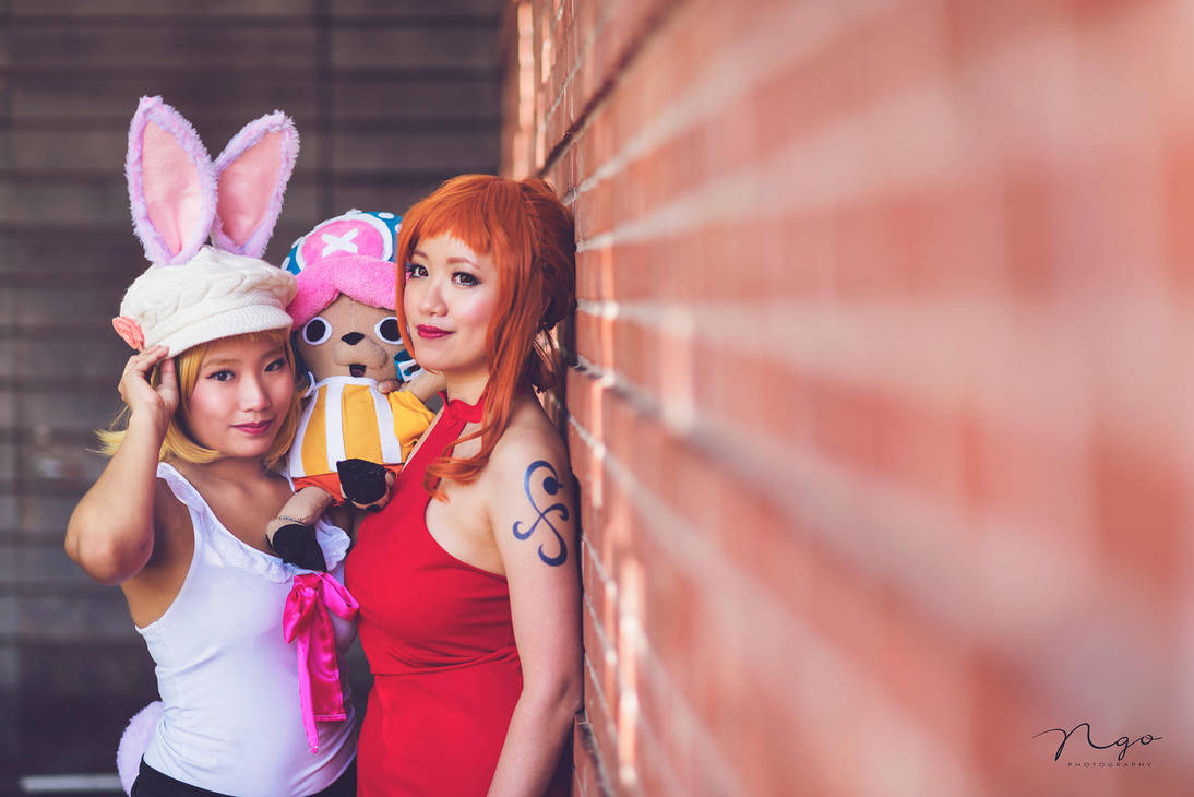 Nami Carrot One Piece Whole Cake Island Cosplay by firecloak