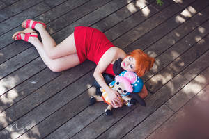 Nami Chopper Sleeping Whole Cake Island Cosplay by firecloak