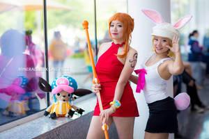 Nami Carrot Chopper One Piece WCI Cosplay by firecloak