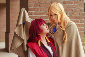 Su Won Finds Yona [Akatsuki no Yona Cosplay] by firecloak