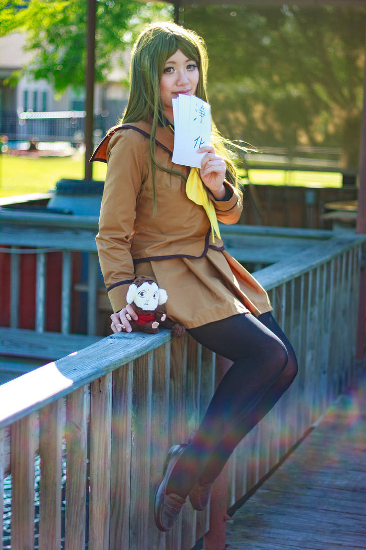 Just Another Day, Nanami - Kamisama Kiss Cosplay by firecloak