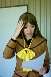 Nanami Gets Kicked Out (1/3) Kamisama Kiss Cosplay by firecloak