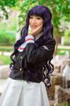 Tomoyo Daidoji - Cardcaptor Sakura Cosplay by firecloak