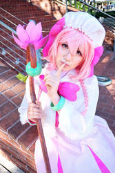 Hush-Lily, Recovery of an MMO Junkie Cosplay by firecloak