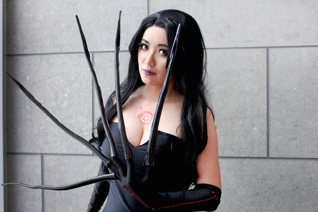 Sin of Lust, Fullmetal Alchemist Cosplay by firecloak