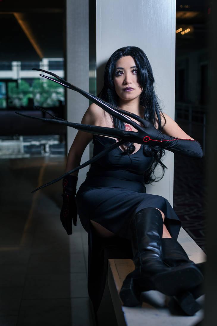 Lust, Fullmetal Alchemist Cosplay by firecloak