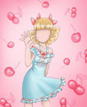 Faceless lolita by chiringo