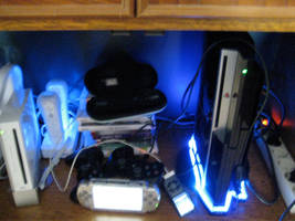 Gamers Paradies by dave87