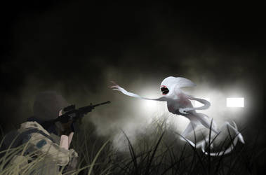 Grass Attack: Alien Covenant by dave-simon