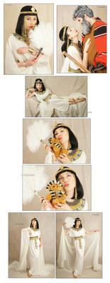 Me--Nefretiri Costume by HellBelle