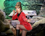 Janice Rand Cosplay / Costume (Star Trek (60s)) by HellBelle