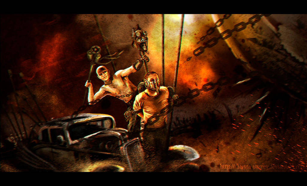 Fury Road by Dianna-Varney