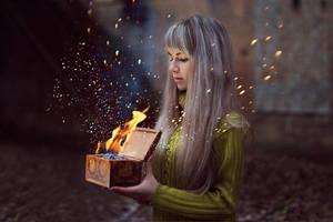 Pandora's box by Nocturny