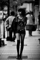 you'll ever walk alone.. by herryhewy