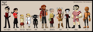 StS: The Survivors Chart by Aileen-Rose