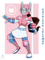 BH6: Flight Kat by Aileen-Rose
