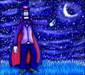 Maxter Magician by ChloeCassandra