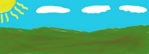 Rolling Meadow by Atea1793