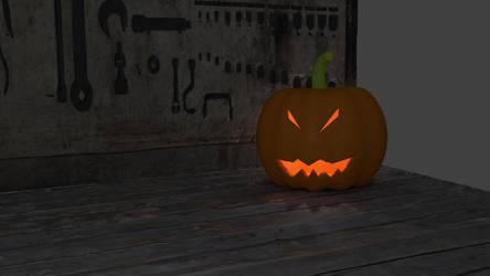 Da final Pumpkin by Draco677