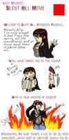 Silent Hill Meme by Laxia