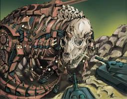 The War Machine II by Deems