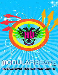 ModularBeats.com Flyer 04 by phosphoretic