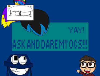 Ask Or Dare Neon Chico Pow And Friends! by AwesomeSilver