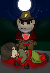 Your Lover Died! You Can Feel Your Heart Breaking! by AwesomeSilver