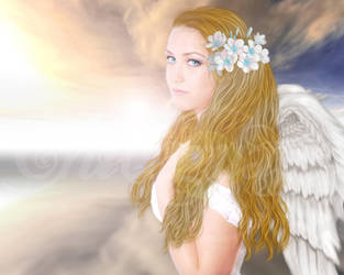 Angelic by ChicaGuapa