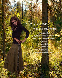 Bio: Carmen by Kittyarcadia