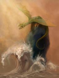 Roaring Wyrm by Klyph