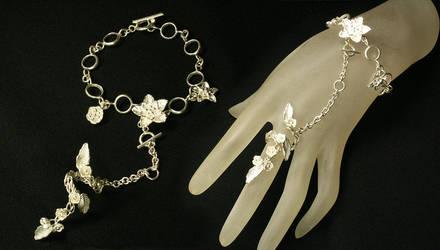 Slave - White Silver by Klyph