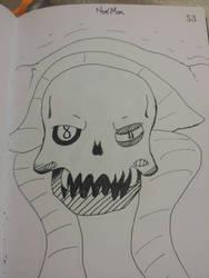 cute guy -Creepy by oxone