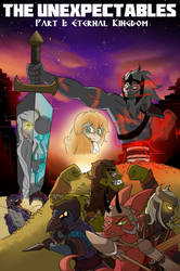 The Unexpectables Eternal Kingdom by LeatherPocketWatch
