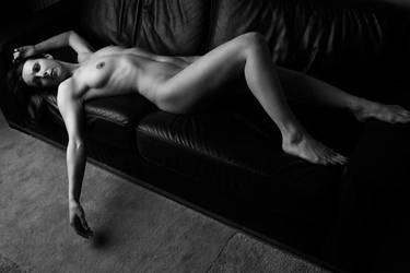 Reclining Nude by JaySanderson