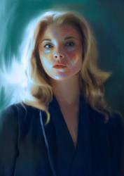 Natalie Dormer by AlphBertillon