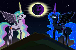 Eclipse by Dahtamnay