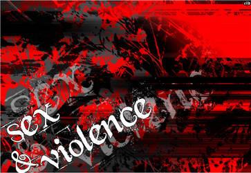 Sex and Violence by jflc9