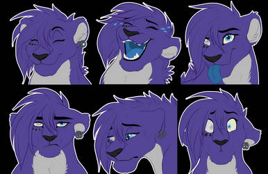 Zorayda's Telegram Stickers by TheProtobabe