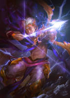 Rama The Thunder Shooter by tonzhat